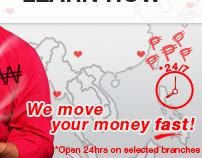 MLhuillier Inc. ads | 2010