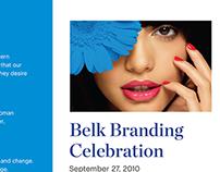 Branding Celebration Program