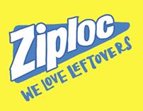 Ziploc | 3 Prints