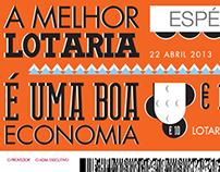 """Concurso """"A Lotaria à Portuguesa"""""""