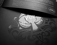 Pur Vodka Brochure