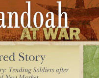 Shenandoah at War