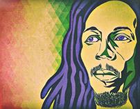 Bob Marley The legendary
