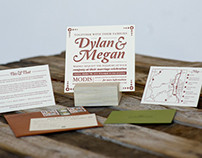 Dylan & Megan Wedding Suite