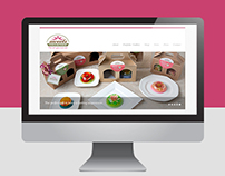 GRAPHIC/WEB DESIGN: Sweets Collection