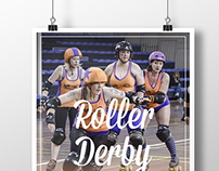 Richter City Roller Derby Posters 2014