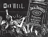 Jack Daniel's Fly-posters