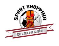 Sport Shop Logo