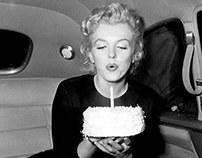 Marilyn Monroe 88th Birthday Anniversary Tribute ♥