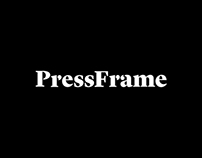 Press Frame Logo
