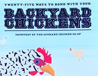 Backyard Chickens Brochure, 2016