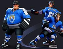 Hockey Hereos