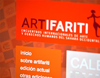 ARTifariti // official website