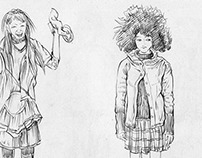 sketch / FRUiTS mag / 006