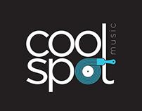 Cool Spot Music • Brand Identity