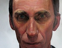 Will Self Portraits