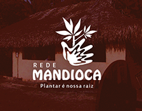 Redesign Marca Rede Mandioca