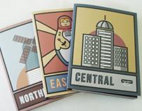 InterRail Travel Guides