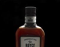 Подарочный ликер для гастропаба «The Royce»
