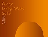 Skopje Design Week 2013