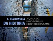 CAPA DO LIVRO A REVIRAVOLTA DA HISTÓRIA