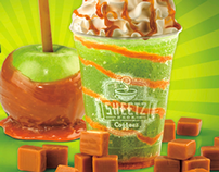 Sheetz Green Apple Smoothie Promotion