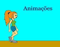 Animação: Estudo