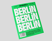 38 Hours Berlin City Guide