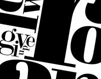 Puestas Tipográficas