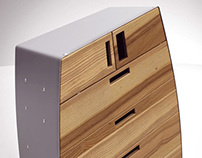 Kinder Furniture // Furniture Design