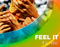 SABC FEEL IT IT IS HERE WORLD CUP CAMPAIGN