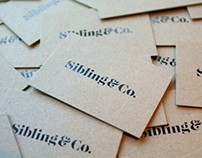 Sibling & Co. Identity