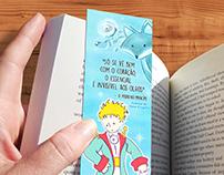 Marca Páginas - Bookmark