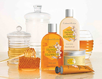 Crabtree & Evelyn English Honey & Peach Blossom