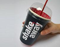 Shakeaway Rebrand