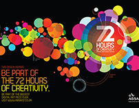 ABSA DESIGN INDABA 72HRS OF CREATIVITY CAMPAIGN