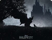 MALEFICENT | MOVIE POSTER