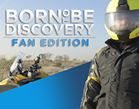 Born to be discovery: Fan Edition