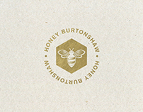 Honey Burtonshaw Identity & Website