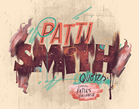 Patti Smith | Quotes