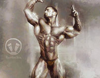 Art of the male form