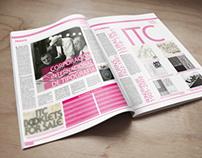 Foundry House Newsletter Design