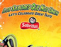 Frito Lay Sabritas POP Header
