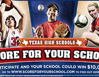 Frito Lay Texas Score For Your School