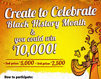 Lay's Black History Month Promotion