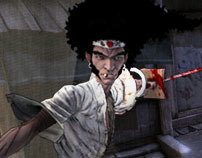 Official Afro Samurai Game Site