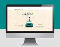 GRAPHIC/WEB DESIGN/LOGO: Mobility X