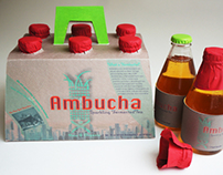 Beverage Branding based on small town