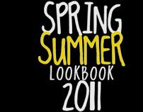 INFECTED Lookbook  \\ SpringSummer 2011