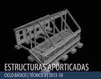 2013.10_Técnico 2_Estructuras Aporticadas